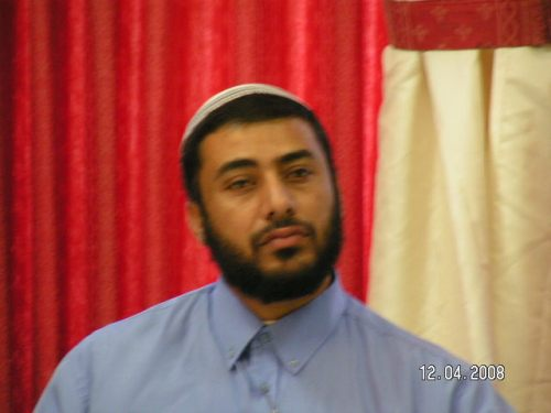 Rabbi Yoran Dorani, Chief Rabbi of Nokdim