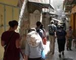 Walk to Muslim Quarter